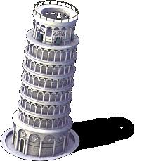 Pisa Tower PNG - 71714