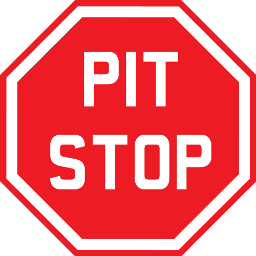 Home Depot Clipart Pit Stop - Pit Stop PNG