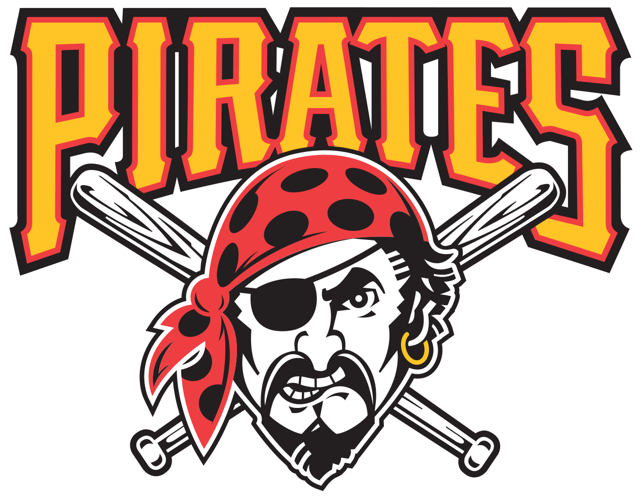 Pittsburgh Pirates Logo Vector PNG