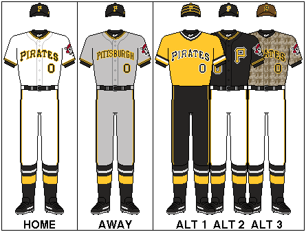 PNG - Pittsburgh Pirates PNG