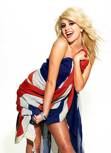 Music Video: Pixie Lott u2013 Turn It Up - Pixie Lott PNG