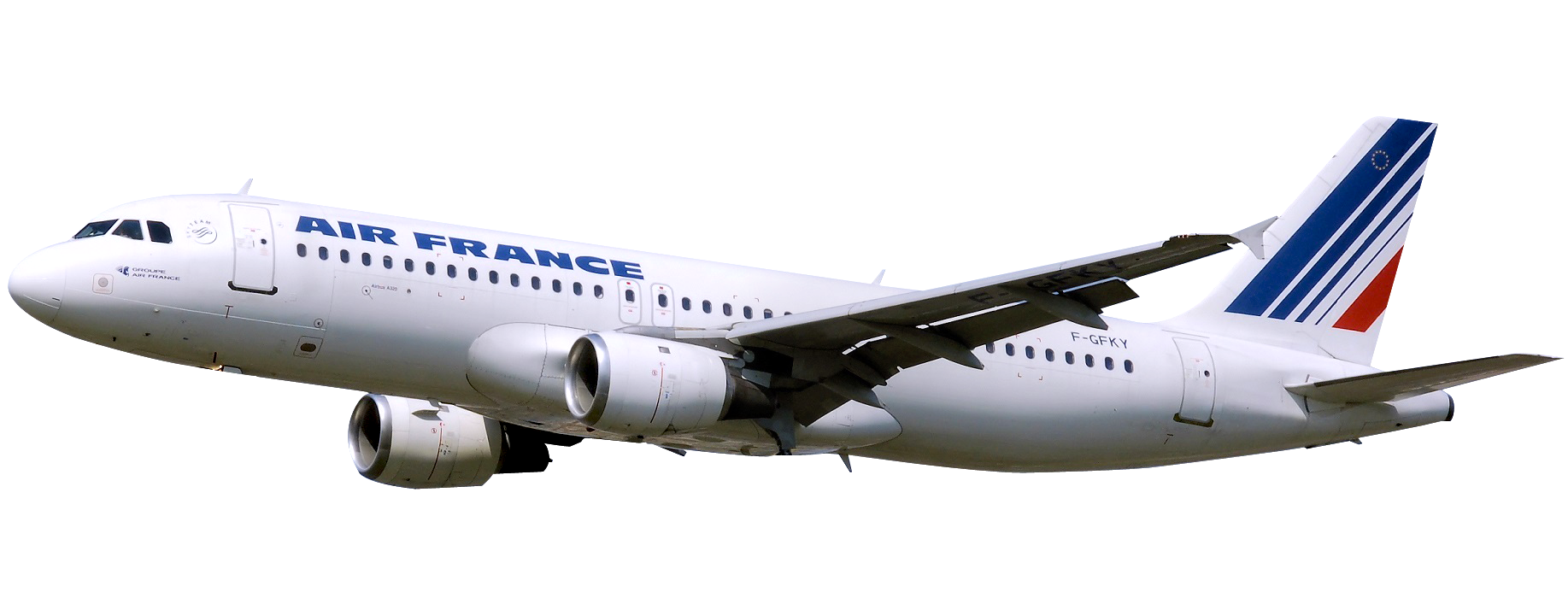 Air France plane PNG Clipart - Plane HD PNG