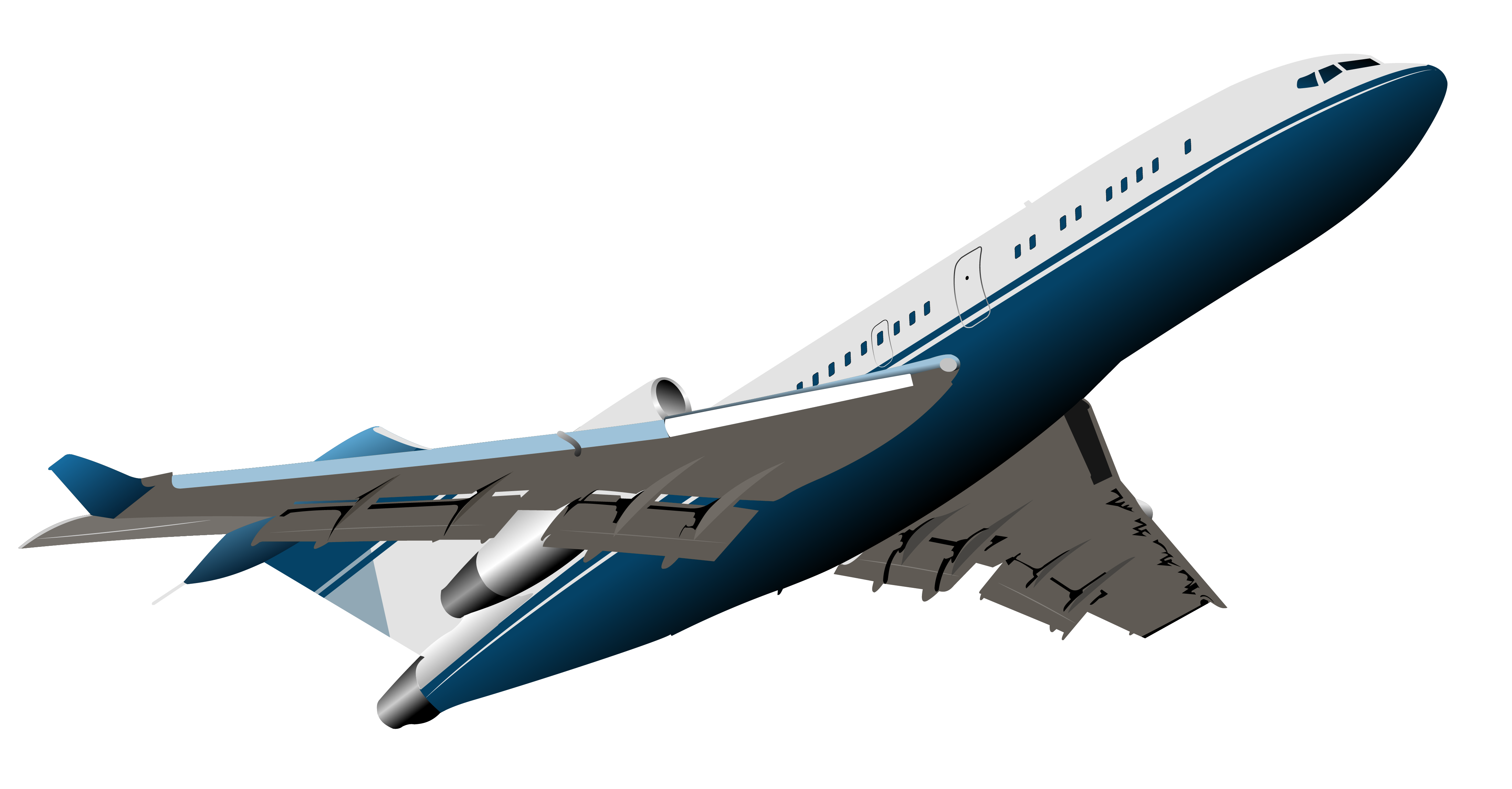 Airplane full hd clipart - Plane HD PNG