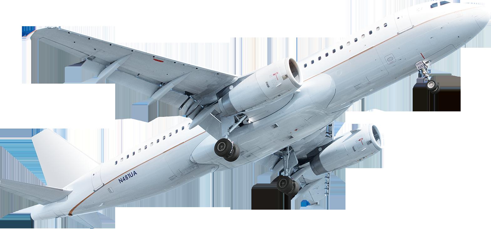 Plane HD PNG - 117879