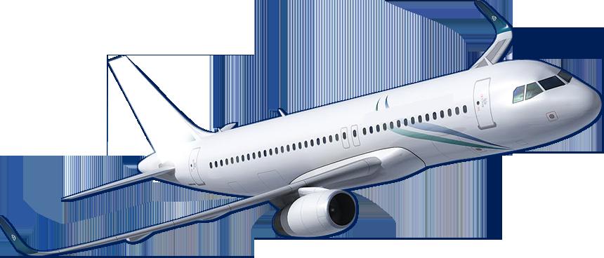Plane HD PNG