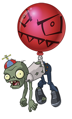 Plants V Zombies HD PNG - 92688