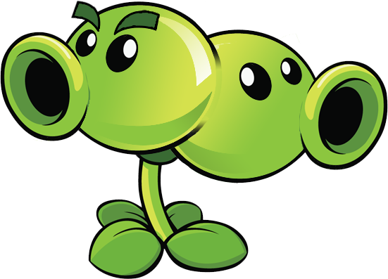 File:Hd split.png - Plants V Zombies HD PNG
