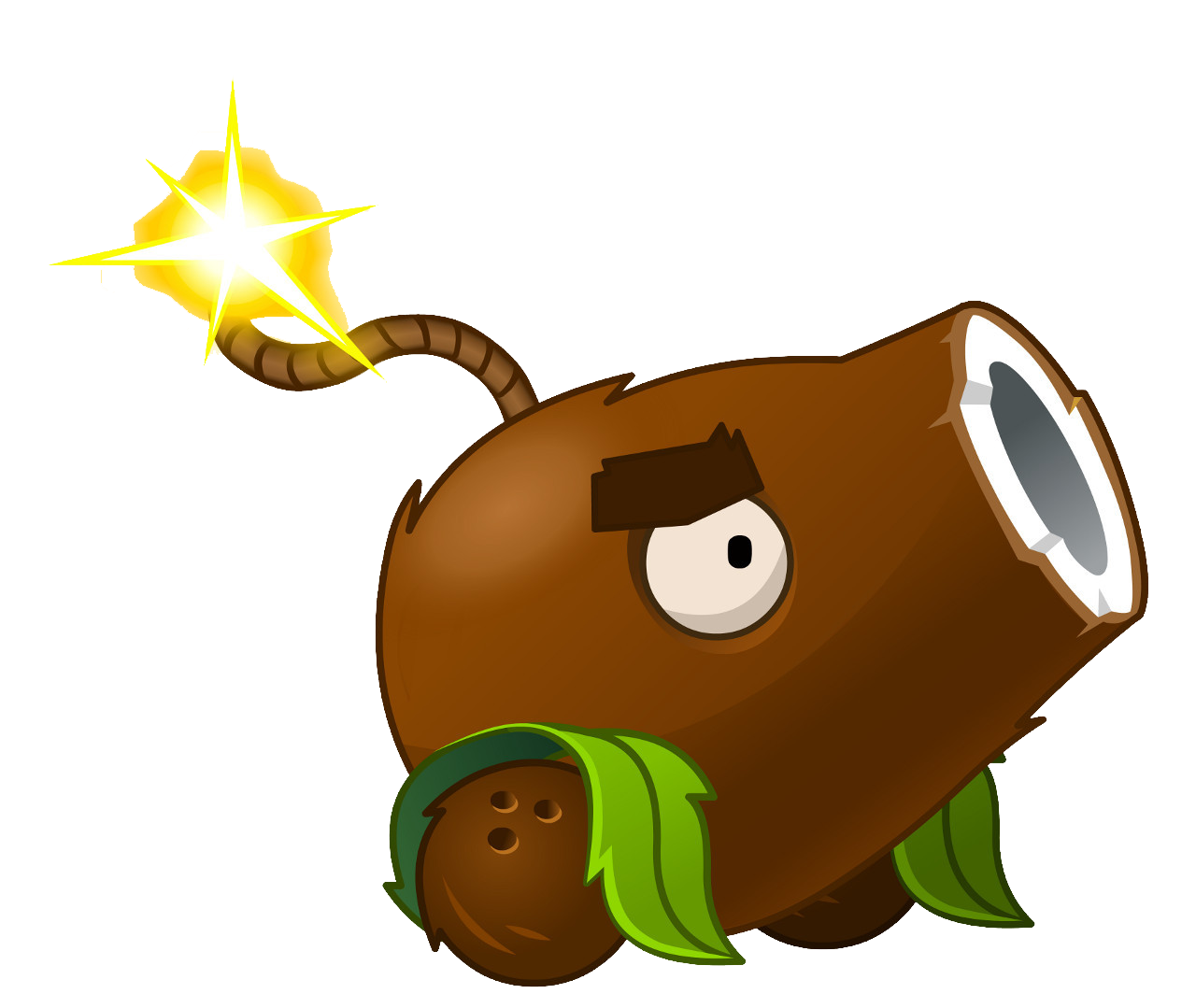 Plants V Zombies HD PNG - 92686
