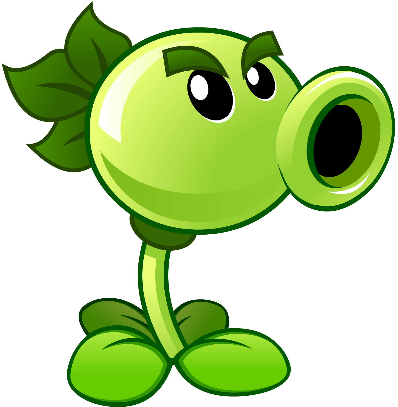 Plants V Zombies HD PNG