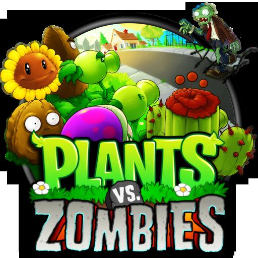 Plants Vs Zombies PNG - 7873