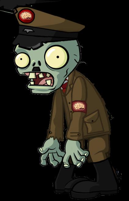 PVZ2IAT Leader Zombie.png - Plants Vs Zombies PNG