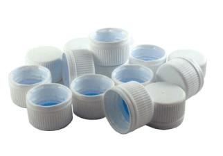 30 x 750ml PET Bottle Caps - Plastic Bottle Caps PNG