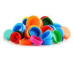 Plastic Bottle Caps - Plastic Bottle Caps PNG