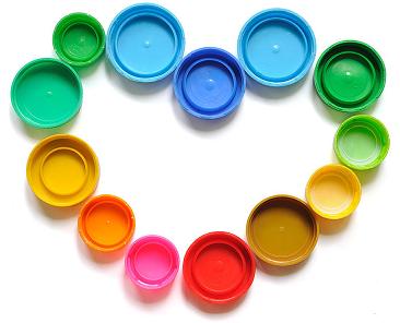 plastic-bottle-caps - Plastic Bottle Caps PNG