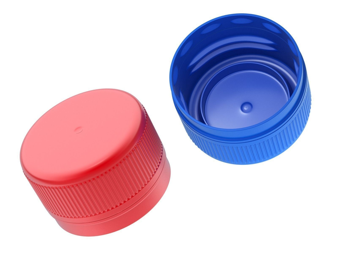 Plastic Bottle Caps PNG