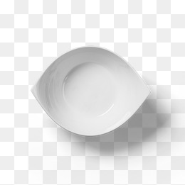 White empty plate, White Plate, Ceramic Tableware, Furnishings PNG and PSD - Plate HD PNG
