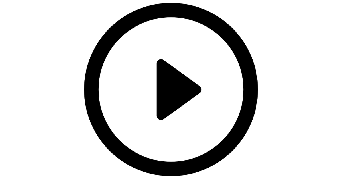 Play Button PNG - 23745