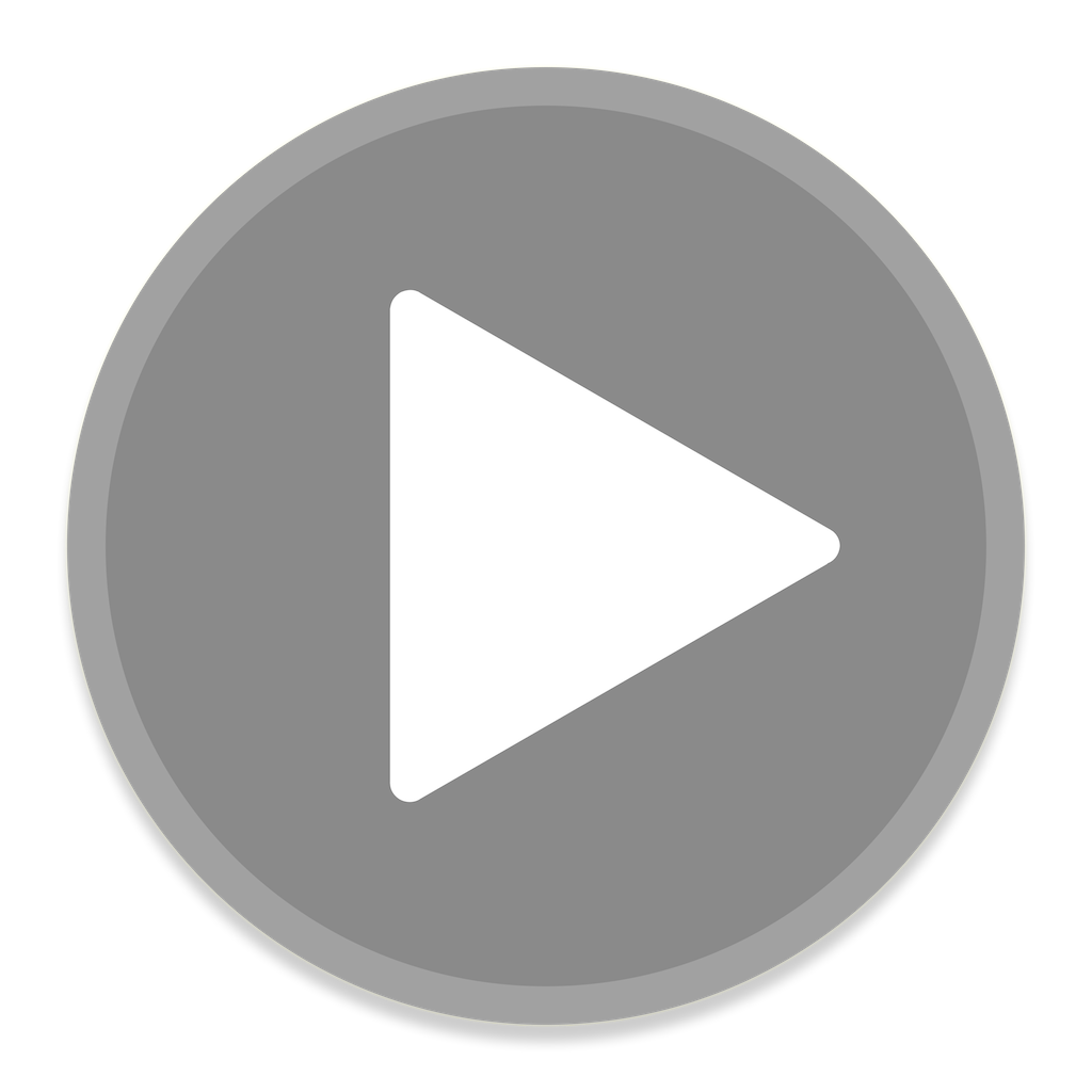 Play Button PNG - 23744