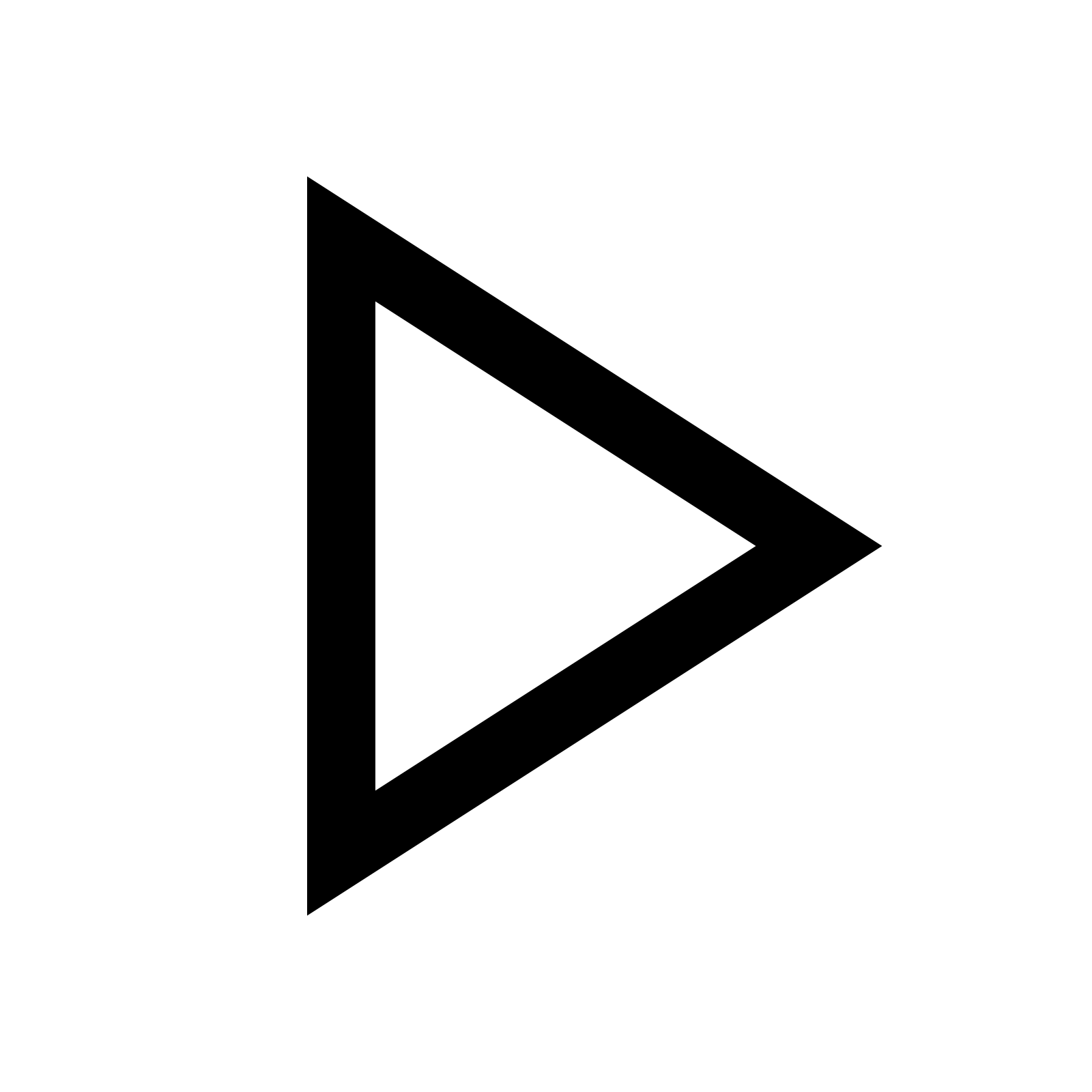 Play icon - Play Button PNG