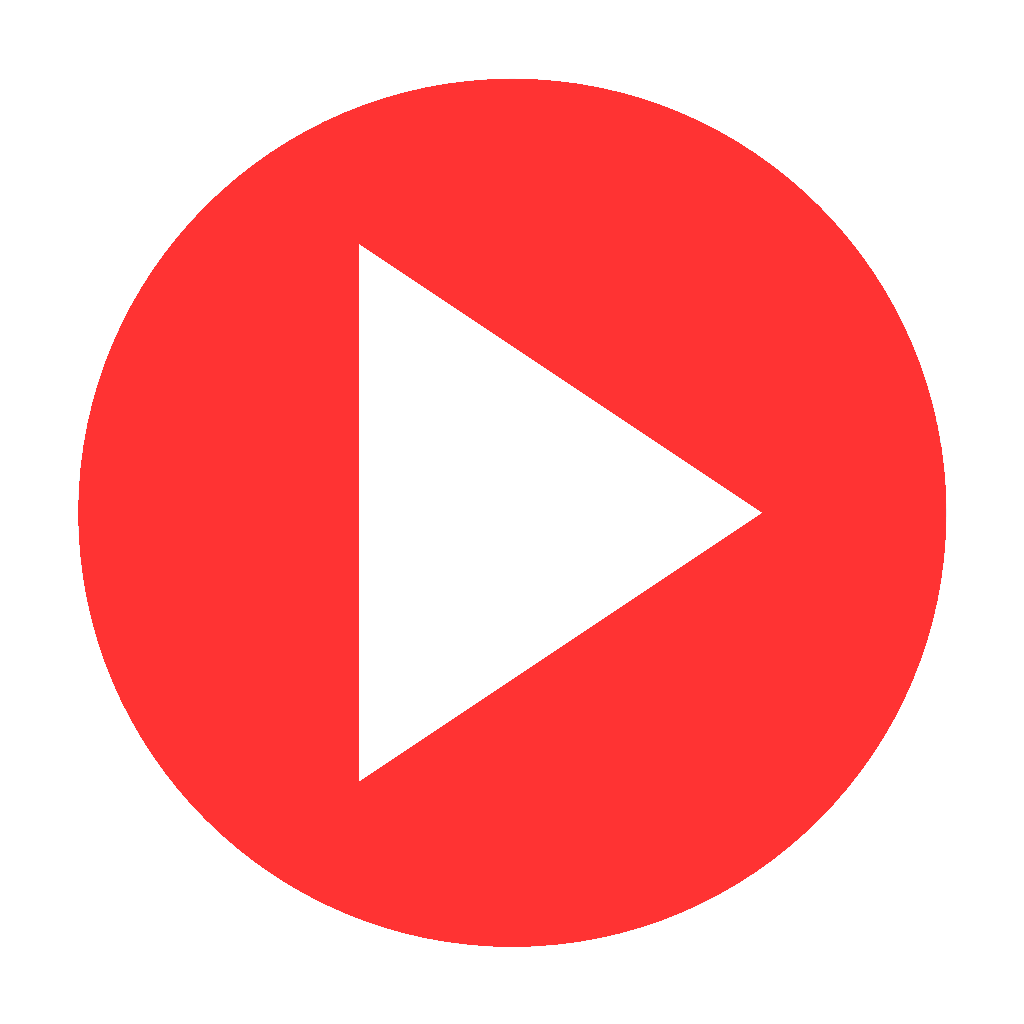 Play Red Button - Play Button PNG