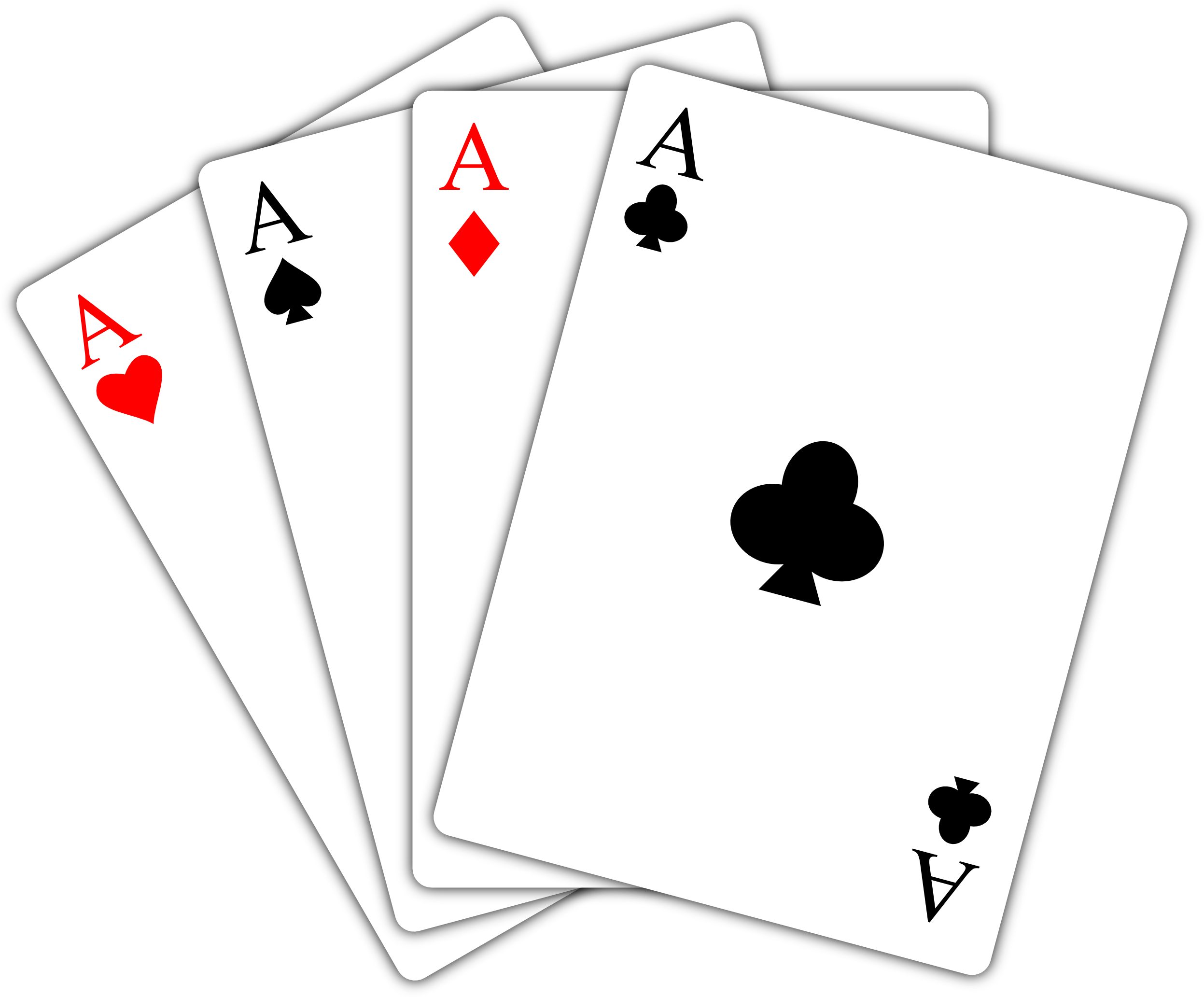 Playing Cards PNG HD
