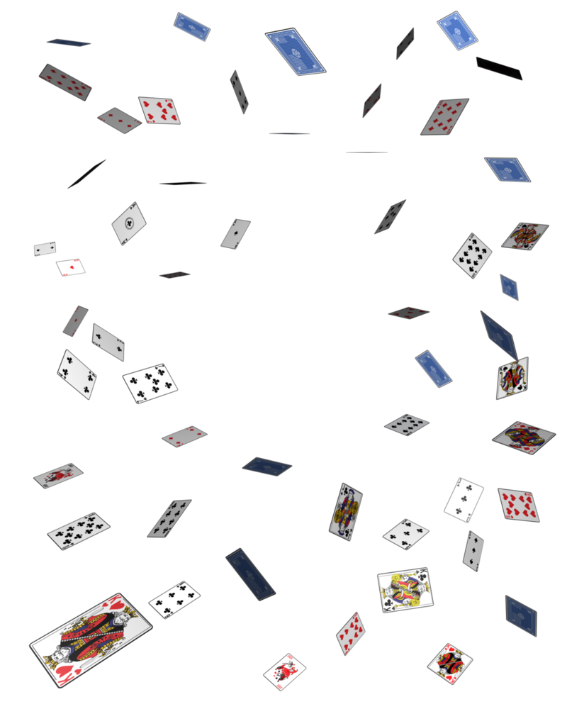 Playing Cards PNG HD - 149303