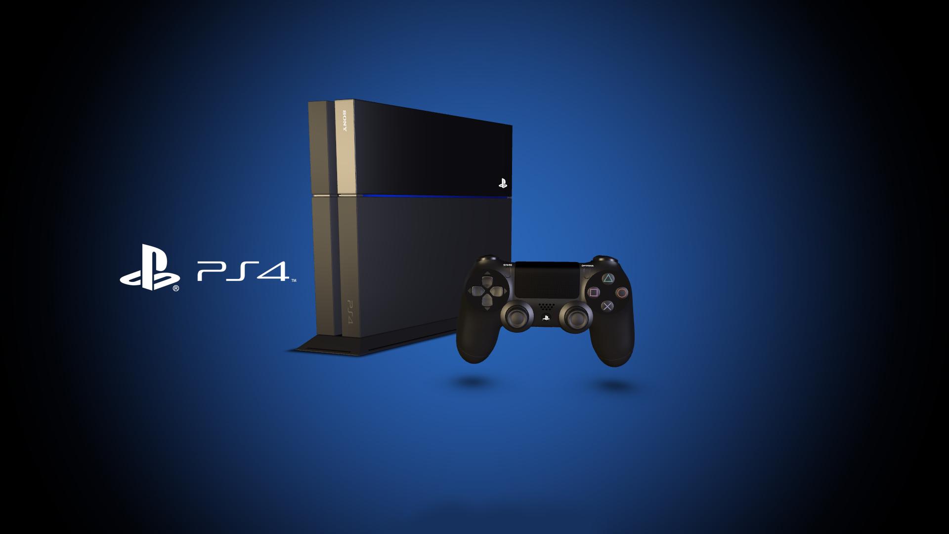 Playstation 4 Wallpaper 31881 - Playstation HD PNG