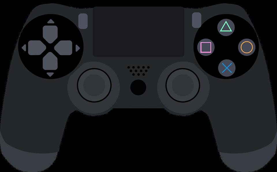 Kontroller Kumar Ps4 Playstation Oyun Sanal Siber - Playstation PNG
