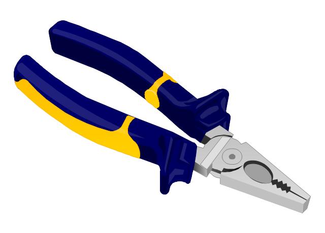 Linemanu0027s pliers - Pliers HD PNG