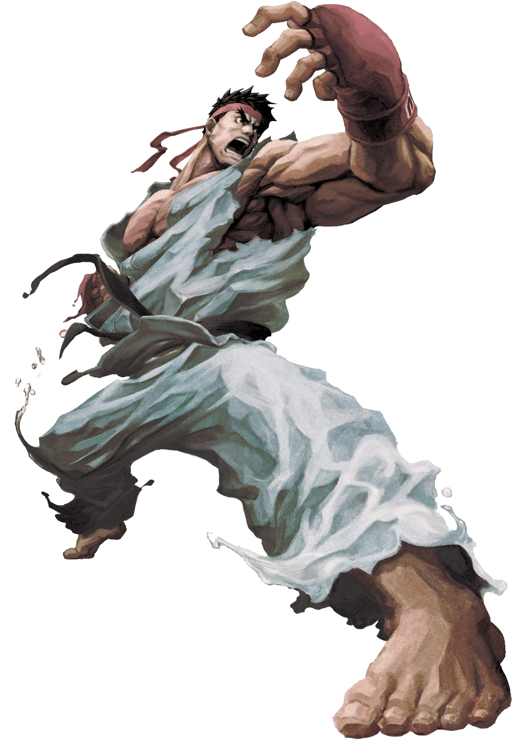 Street Fighter PNG - 1830