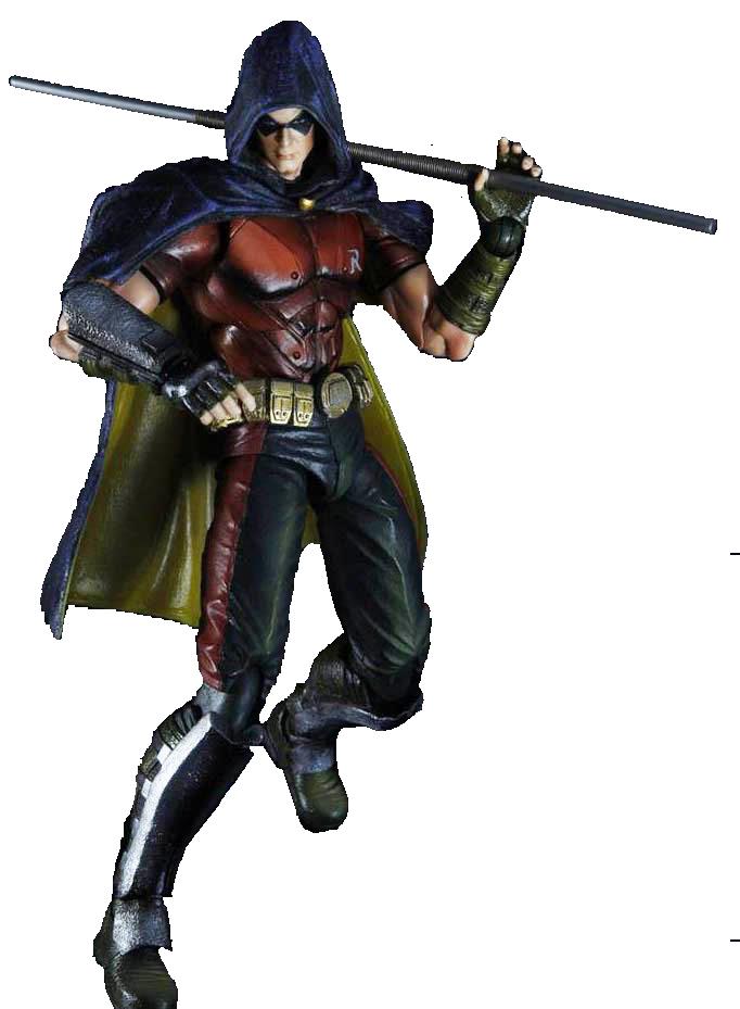 Superhero Robin PNG - 4171