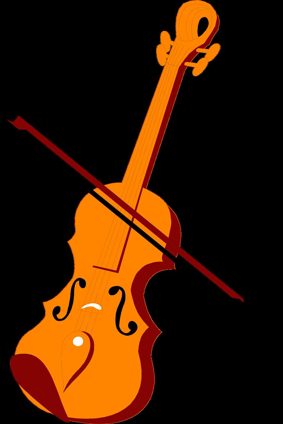Violin PNG - 4105