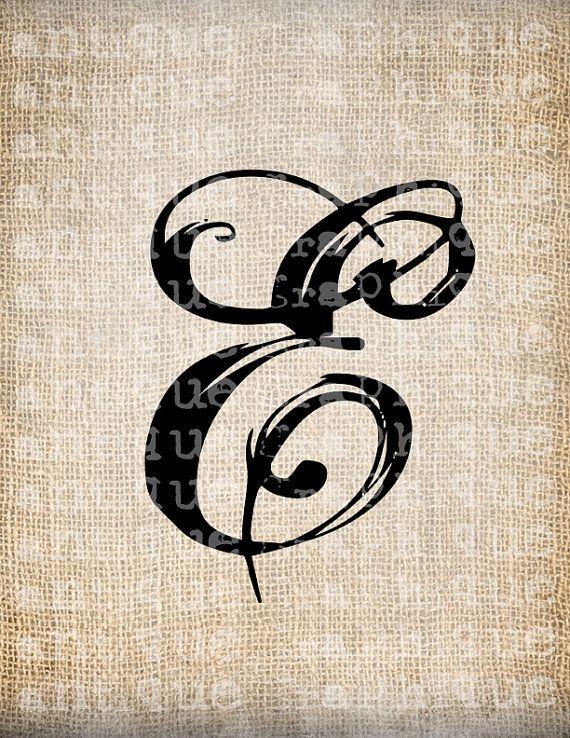 PNG Alphabet Letter E On Burlap - 165254