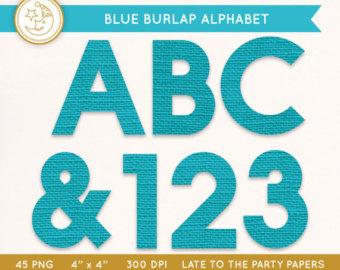 PNG Alphabet Letter E On Burlap - 165251