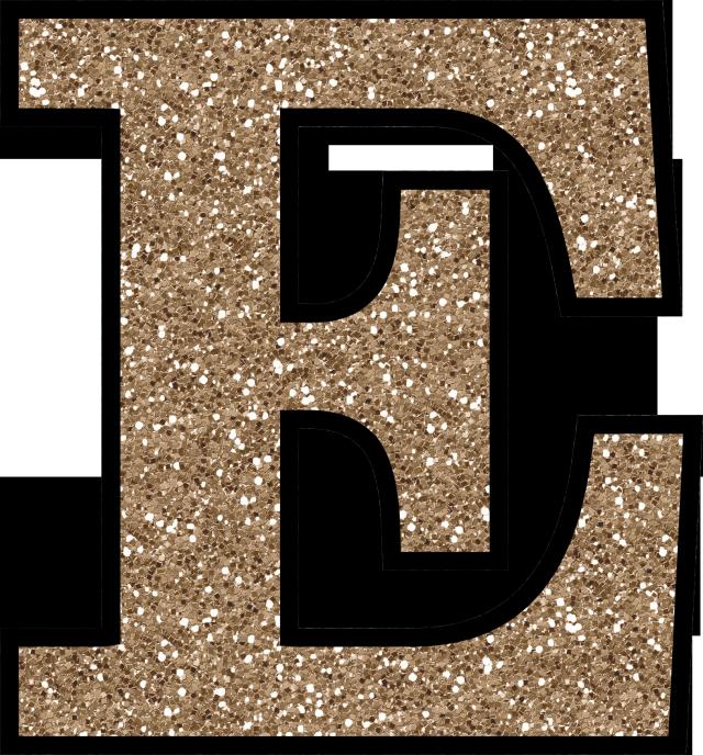 PNG Alphabet Letter E On Burlap