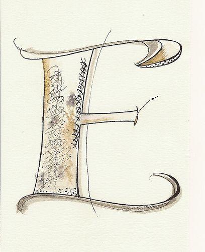 PNG Alphabet Letter E On Burlap - 165267