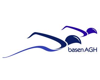 basen AGH / pool AGH - PNG Basen