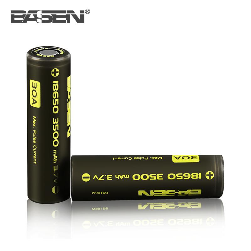 Basen BS 186 Q (3100 mAh/40 A) - PNG Basen