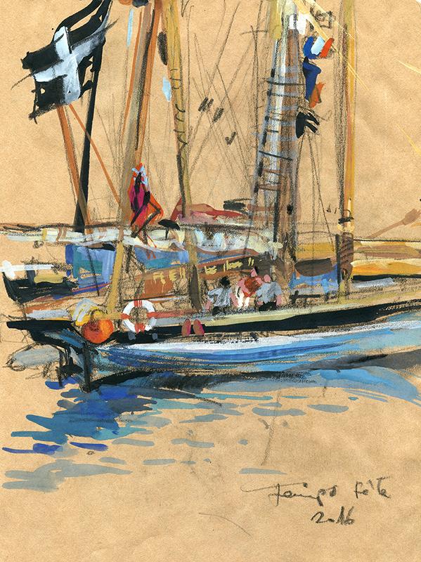 gouaches-bord-de-mer-10.png - PNG Bord De Mer