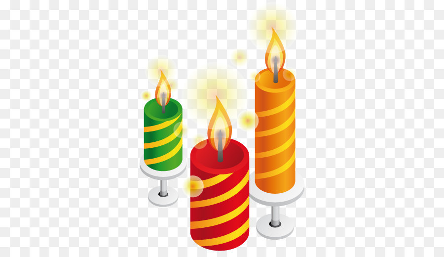 Birthday cake Candle Icon - Candles Free Download Png - PNG Candles Free