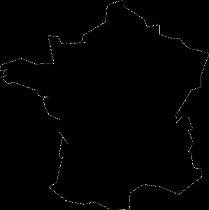 PNG Carte De France-PlusPNG.com-717 - PNG Carte De France