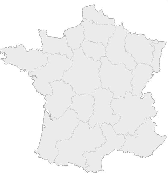 Carte France - France Maps - PNG Carte De France