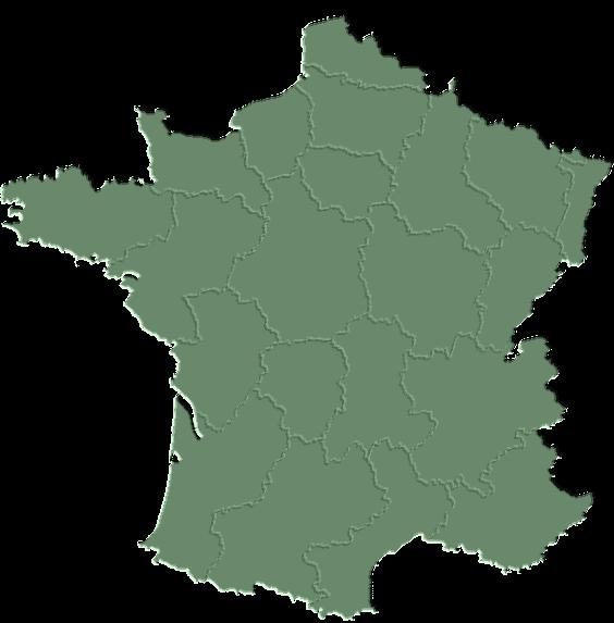 File:564X573-Carte France geo verte.png - PNG Carte De France