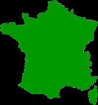 France-géo.png PlusPng.com  - PNG Carte De France