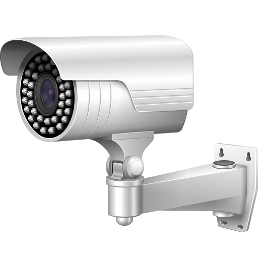 CCTV-Camera icon. PNG File: 512x512 pixel - PNG Cctv Camera