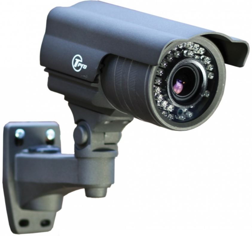 Twilight Pro Plus TVI-VFC-AG 1080P 2.8-11mm IR CCTV camera - PNG Cctv Camera