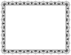 PNG Certificate Borders Free - 142022