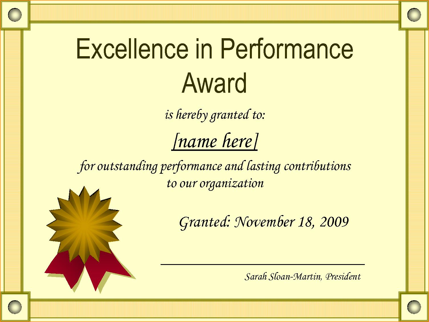 Silver Award Certificate Template.png · Award Certificate Template.16774641. png PlusPng.com  - PNG Certificates Award