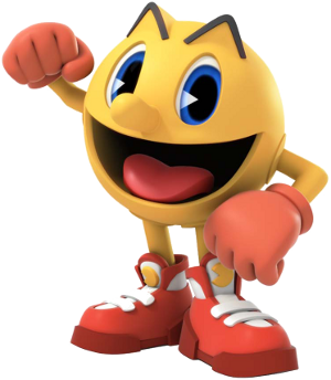 File:Pac-Man (Pac-Man The Adventure Begins).png - PNG Character
