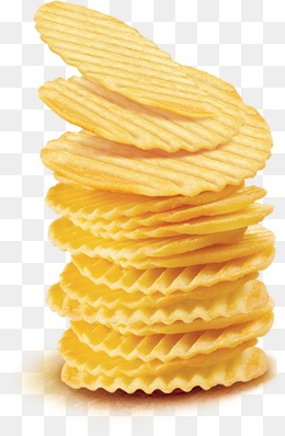 creative chips, Potato Chips, Eat, Yellow PNG and PSD - PNG Chips